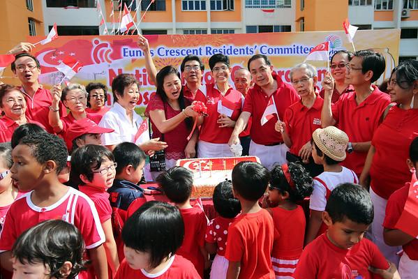 Happy Birthday Singapore !