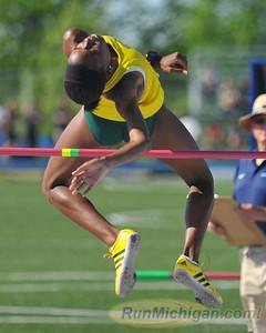 Women's High Jump, Gallery 2 - 2014 NCAA II Outdoor T&F Championships