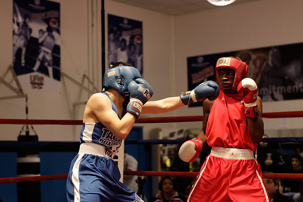 TAC  63rd Tacoma Golden Gloves Friday Night