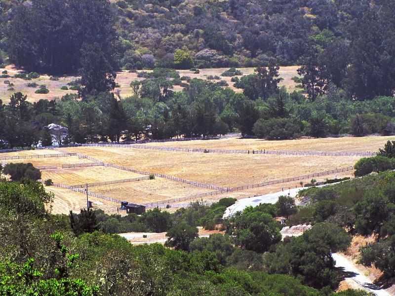 Above Carmel Valley