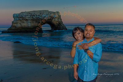 2014 Julius and Cindy's Engagement Shoot