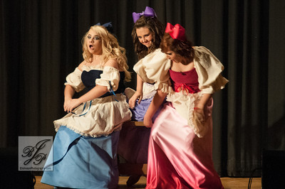 Beauty and the Beast - Odessa High School