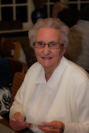 Mum 80 Years, 6. October 2012