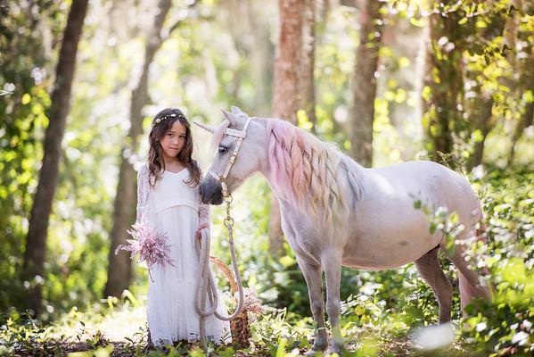 Crespo Unicorn photo session August 2018