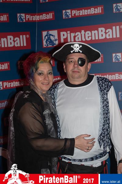 Piratenball 2017