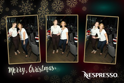 Nespresso Christmas Party 2018