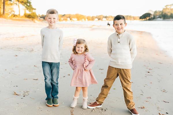 Stepp Family