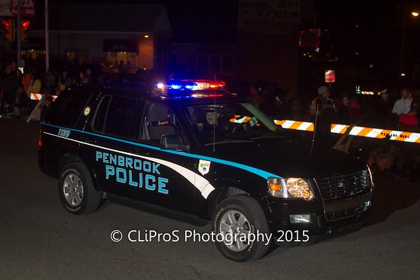 Penbrook Lions 2015 Halloween Parade