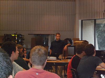 Team Meeting 09/22/09