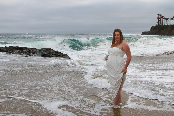 Heather's Maternity Portrait