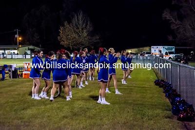 Harpeth Football Cheer @ Sycamore 10-4-19