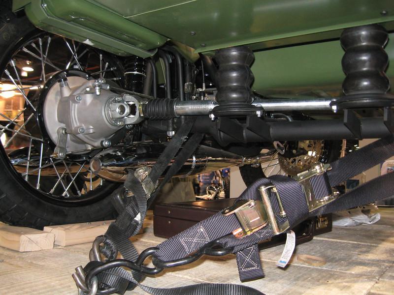 Ural Gear-Up 2 wheel drive