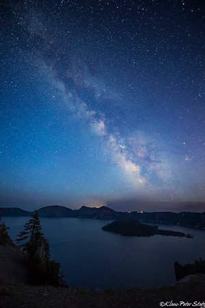Crater Lake National Park August 2016