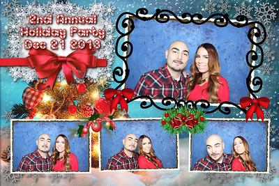 Xmas Party La Mirada 12-21-13
