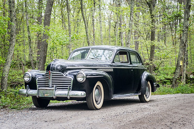 1941 Buick Super 8