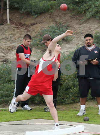 Track and Field, Field Events
