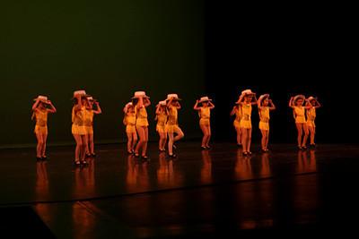 City Dance Rehearsal 2012
