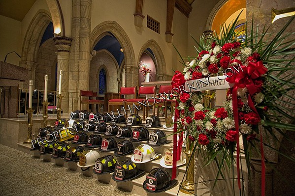 Bridgeport Area Retired Firefighter 30th annual Memorial Mass