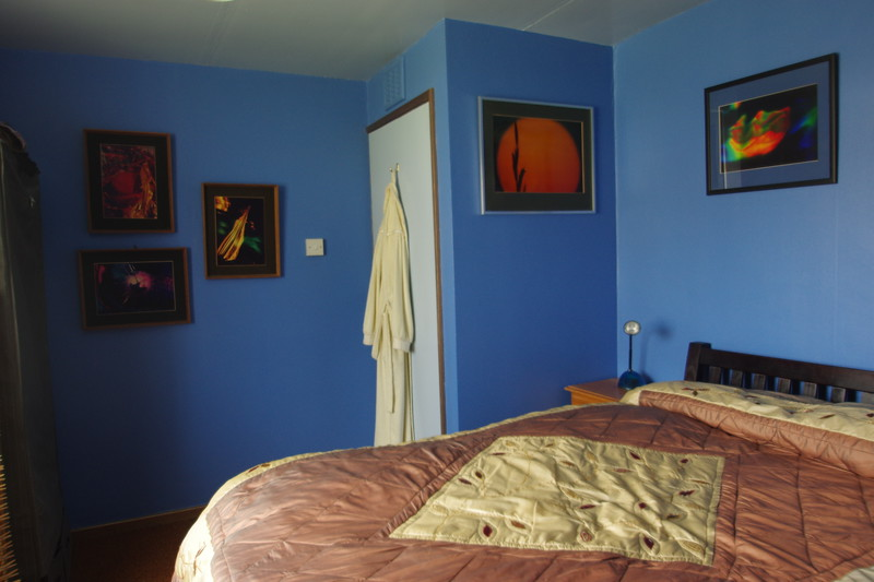 Examples in existing bedroom, 2