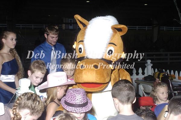 CLASS  15A  STICK HORSE
