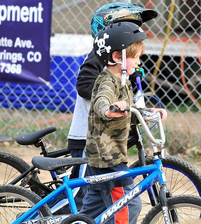 Luke BMX