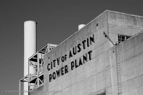 City of Austin Power Plant - 2010