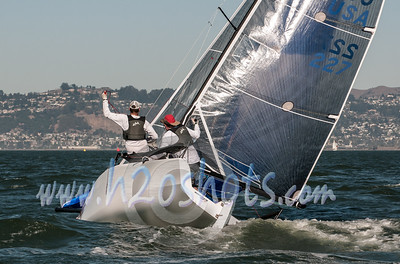 2014 Melges 20 North American Championships D2