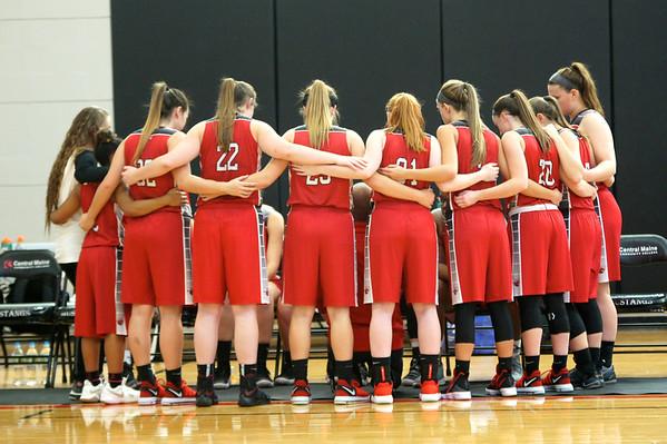 CMCC Basketball
