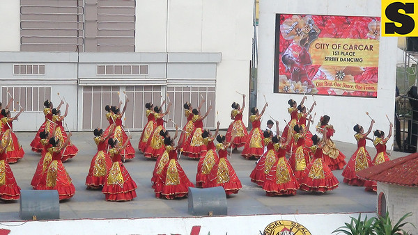 Sinulog 2012 Grand Parade