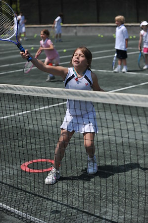 The Ross School Family Tennis Day - Honor Ceremony & Closups