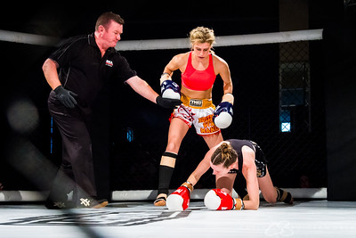 Bout 1 | Anne Harry v Sivan Dovale