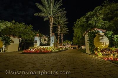Holiday Lights at Hacienda del Mar