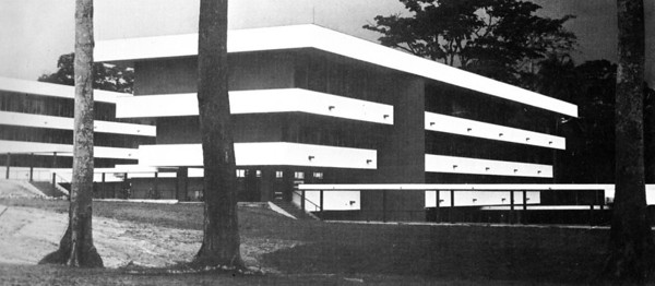 Ife - Faculty of Humanities 1962