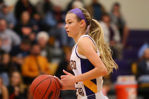 Girls Basketball vs. Fennville - 12/11/15 - KCHS