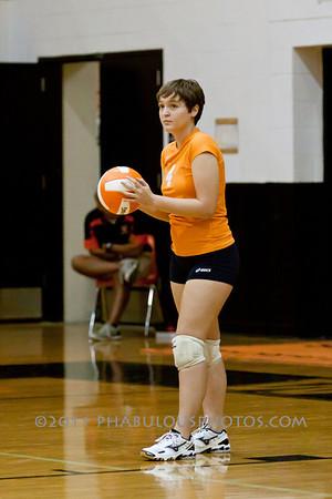 Boone @ Winter Park Girls JV Volleyball - 2011