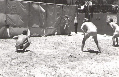 1986 Daddy Haine Blind Blanket VB Tournament 7-6-1986