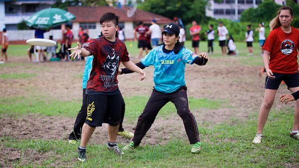 Borneo Single Gender Ultimate Open 2017