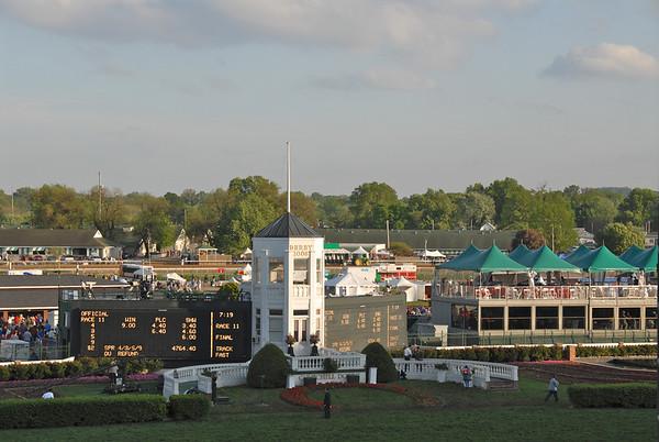 Derby Weekend 2008