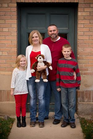 McMerrick Family 2014