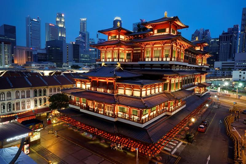 Singapore Cityscapes