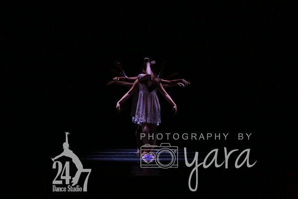 24/7 Dance Studio: Sunday Dress Rehearsal 2016