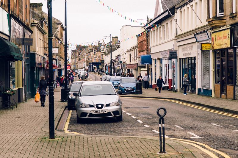 Argyll Street, Dunoon