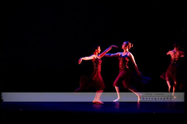 Teen Ballet - Eleanor Rigby and Black Bird