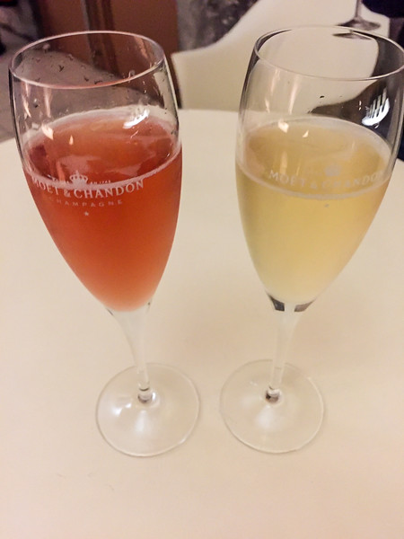 Moet and Chandon Champagne Flutes