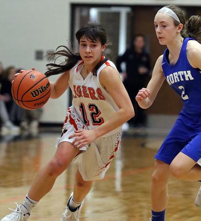 Wheaton North vs. Wheaton Warrenville South Girls Basketball