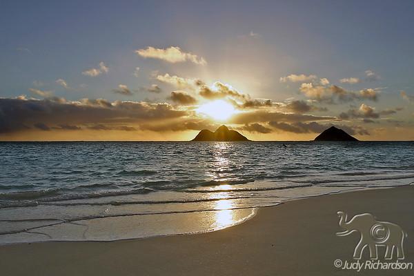 Kailua & Lanikai Beaches ~ Oahu