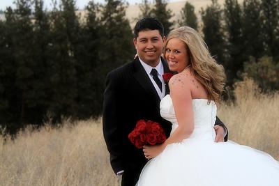 Ricky and Ashley wedding