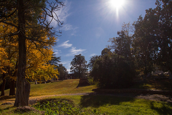 Edgefield Cemetery w Strom Thurmond Family