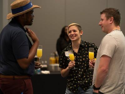 GALA: Emory LGBT+ Alumni Blue Jean Brunch   10.26.2019   Emory Student Center, Room 103