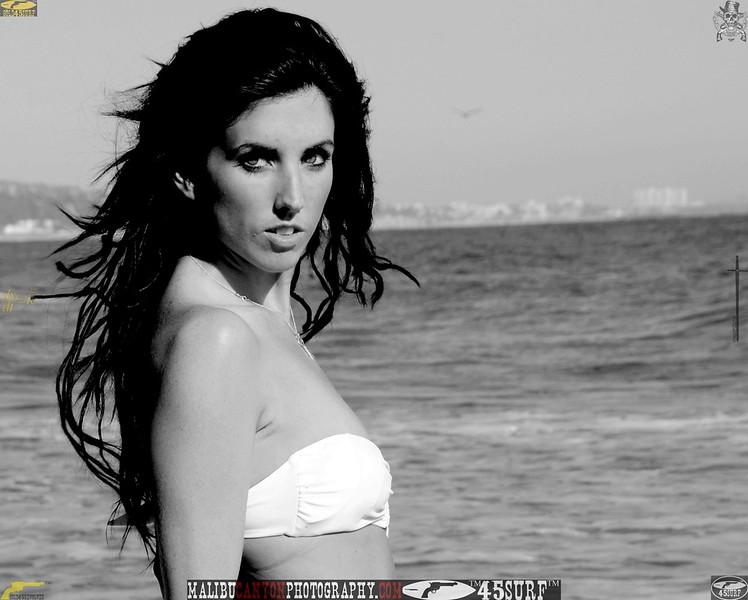 beautiful woman sunset beach swimsuit model 45surf 517..90....